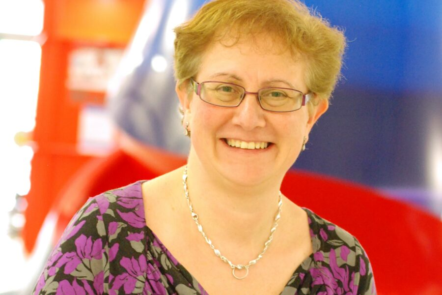 photograph of Dr Hilary Cass, Review Chair